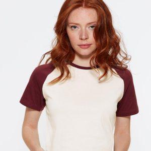T-shirt Baseball Short Sleeve-BARETZ-